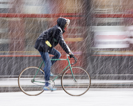 Image for course Riding in the rain: what you need to know