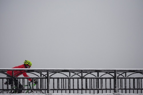 Image for course Tips for Cold Weather Riding