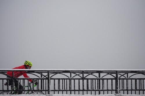 Medium course riding cold 1