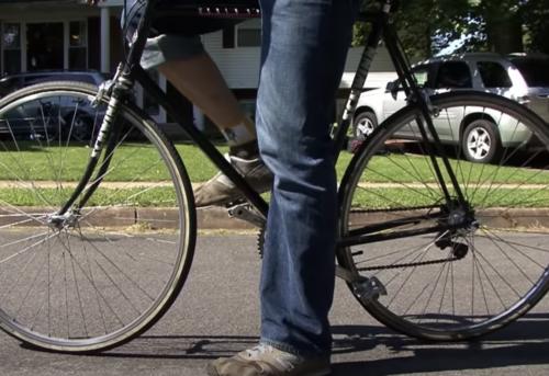 Image for course Basic Bike Handling I: Start, Stop and Turn