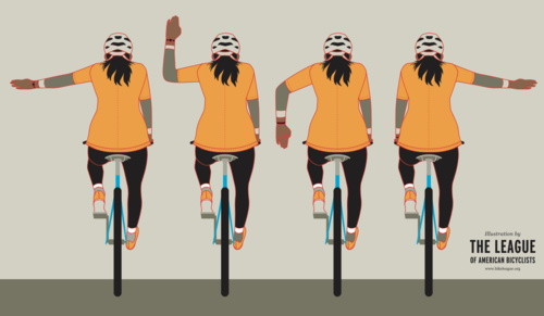 Image for course Basic Bike Handling II: Riding One-handed