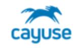 Profile cayuse logo