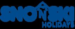 Profile contact logo blue