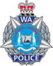 Profile wa police logo