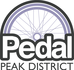 Medium pedal peak district logo 1