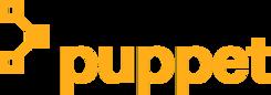 Profile puppet logo amber lg