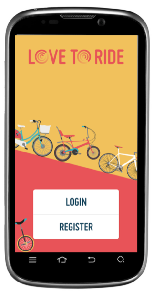 Love to ride app