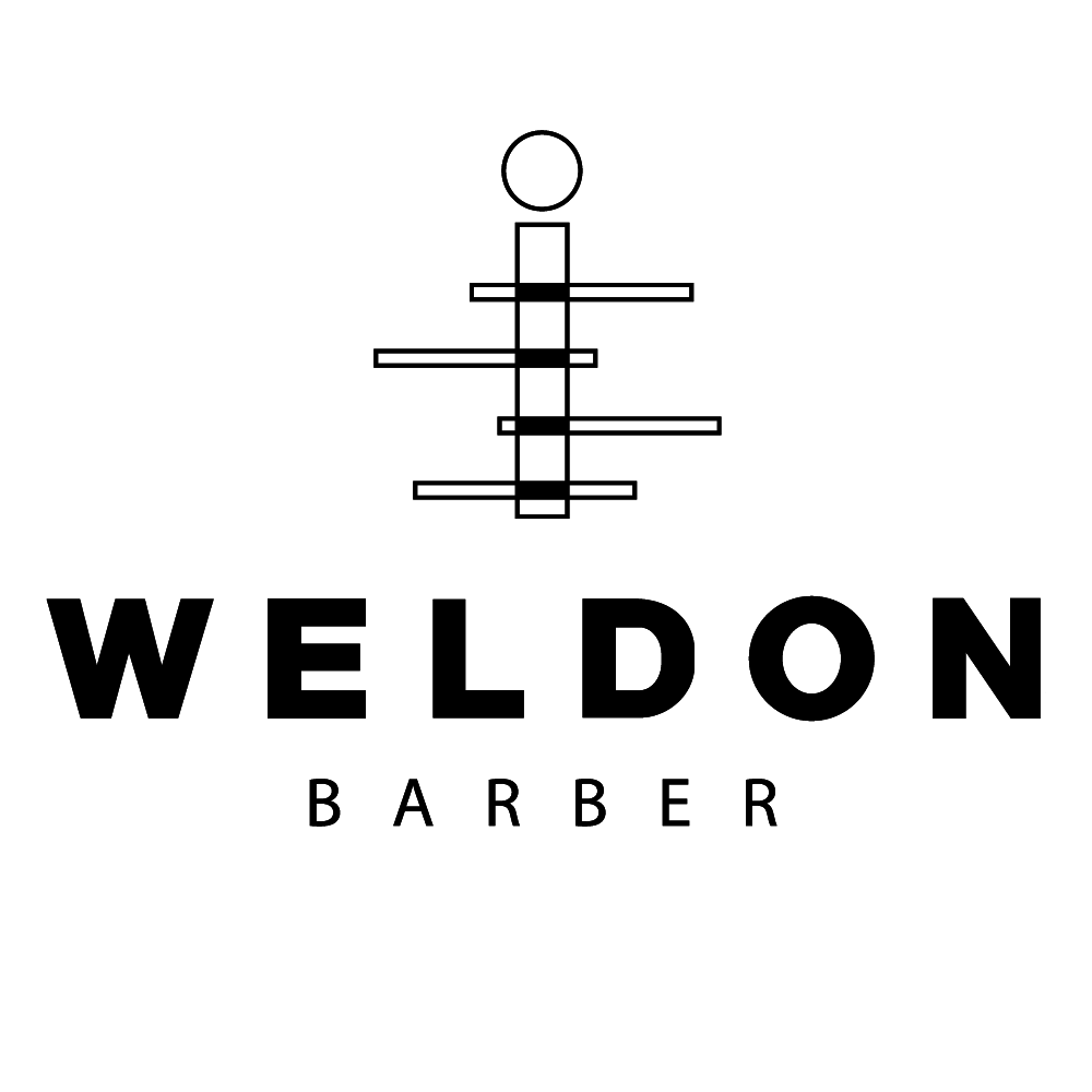Weldon Barber Logo
