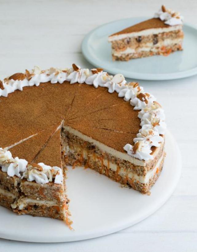 Best Supermarket Carrot Cake