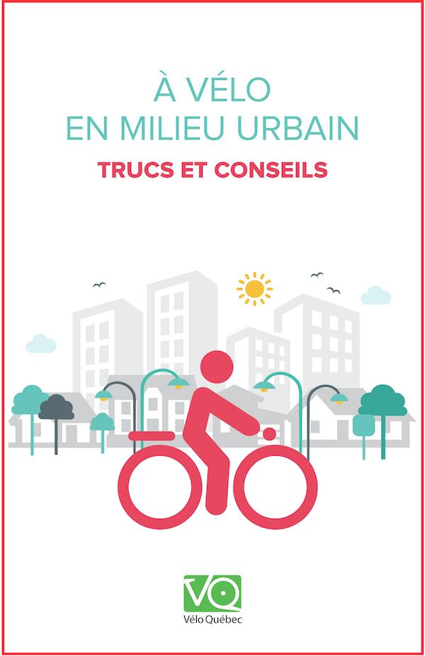 À vélo en milieu urbain - Trucs et conseils