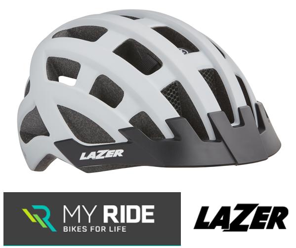 Lazer Compact DLX Helmet