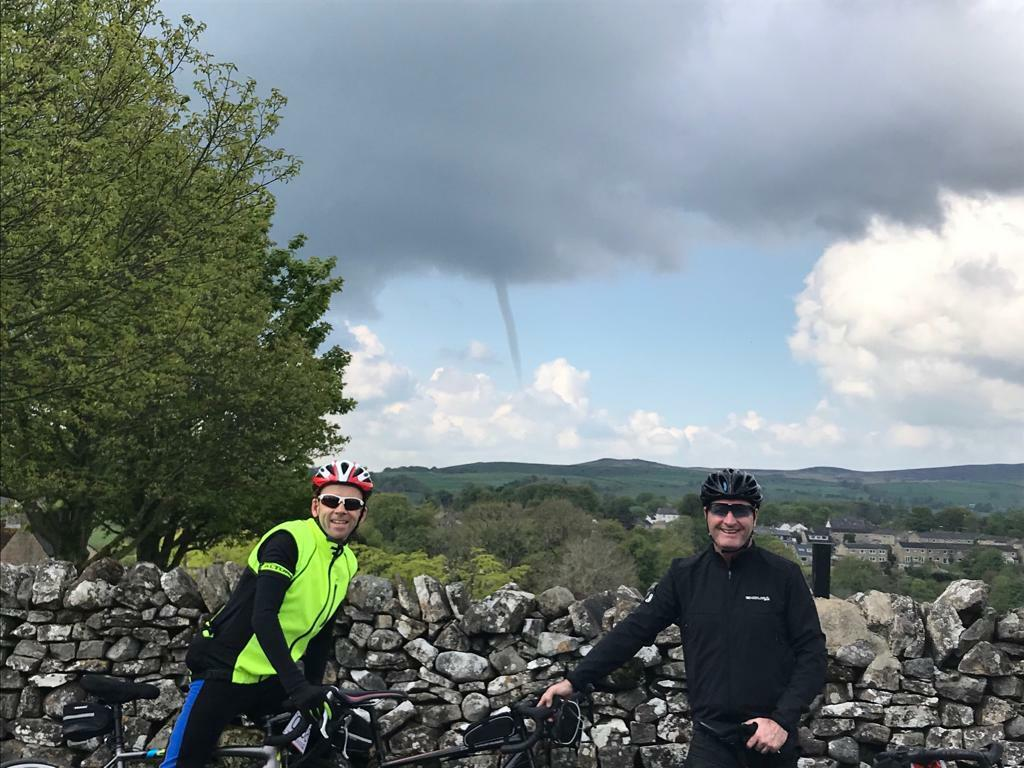 Twister seen on a Sportive in Ilkkey