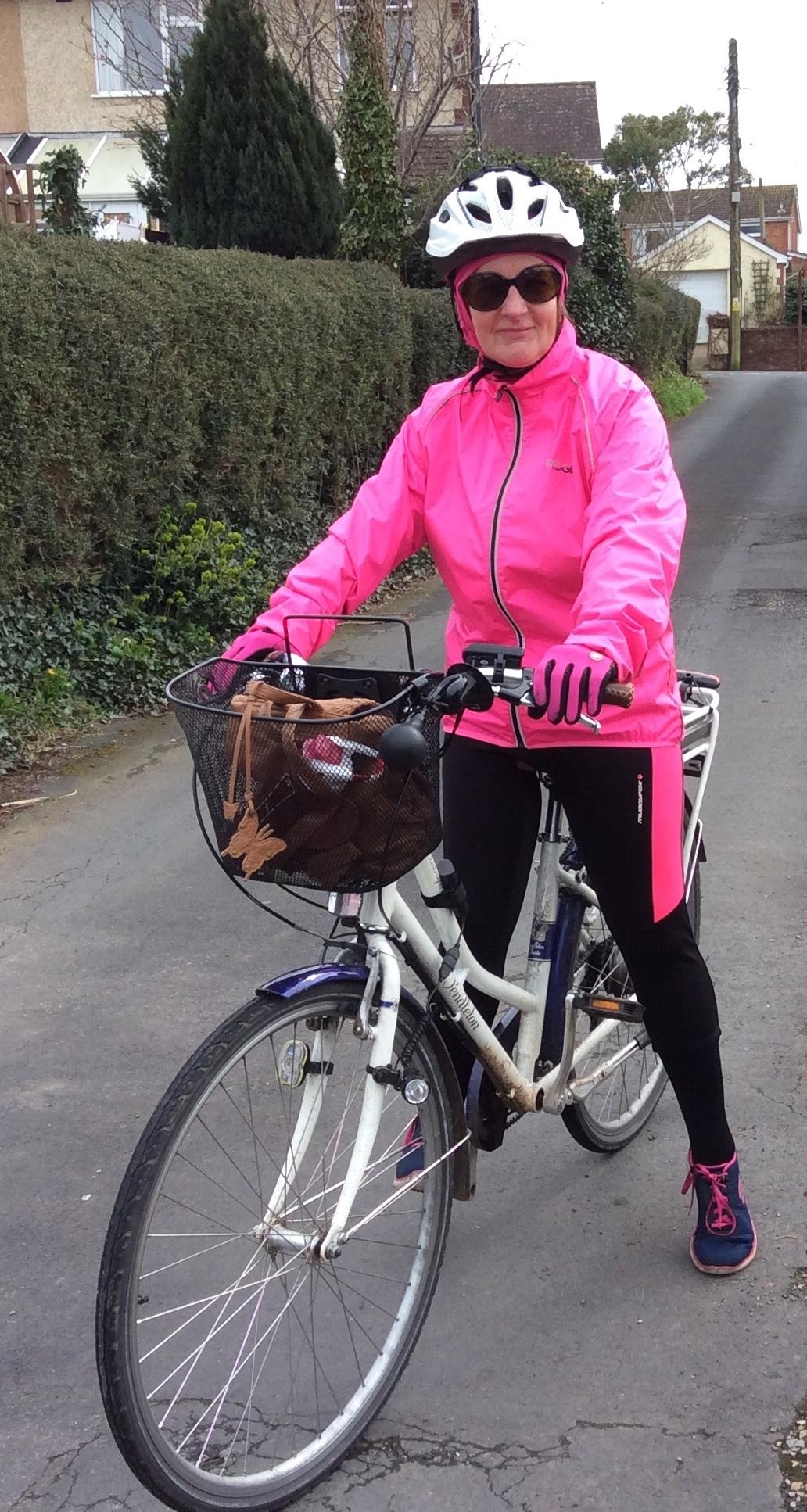E-Bike and Me
