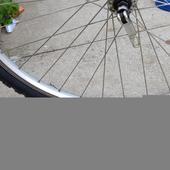 Primary flat tyre