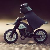 Primary vadermotorcycle