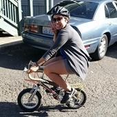 Primary mini bike