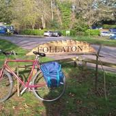 Primary bike at follaton 2