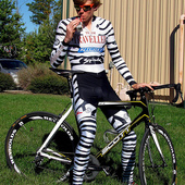 Primary zebra bike