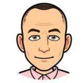 Primary bitmoji avatar
