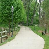 Primary razorback greenway
