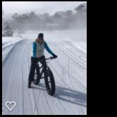 Primary snow bike