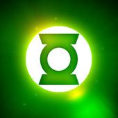 Primary green lantern logo