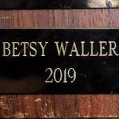 User avatar for Betsy Waller