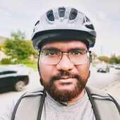 User avatar for Sunil Chukka